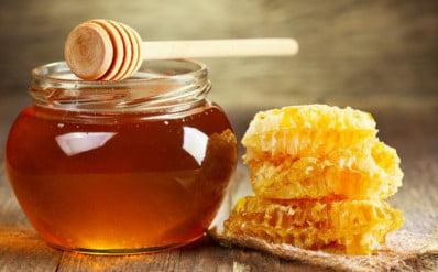 Tác dụng mật ong rừng